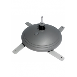 Cross water base with spring (3,17 kg / 7 lbs)+9 litres