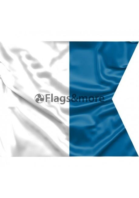 """Signal flag Alpha """"A"""""""