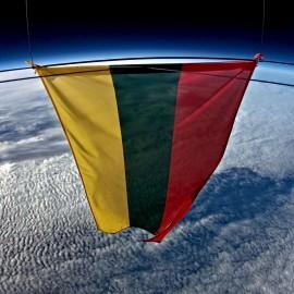 standart flag textile