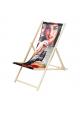 Custom deck chair