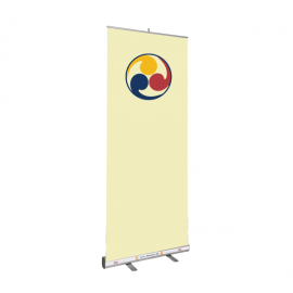 Roll Up Express stand 100 × 200 cm