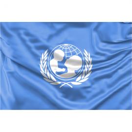 UNICEF Flag