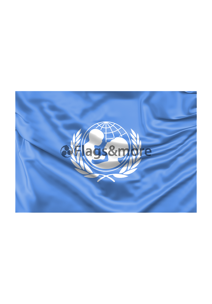 Flag setdeskUNICEF