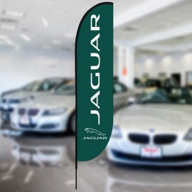 Jaguar Beach flag