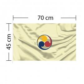 Custom Flag 2ft 3in x 1ft 6in - 70x45cm