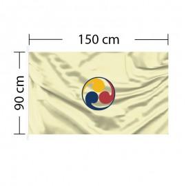 Custom Flag 5ft x 3ft - 150 x 90cm