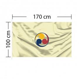 Custom Flag 5ft 7in x 3ft 4in - 170 x 100cm