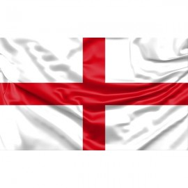 "England ""St. George's Cross"" National Flag"
