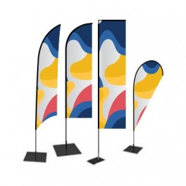 Beach flags & event flags