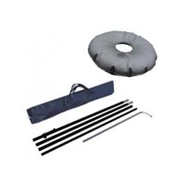 Beach flag accessories