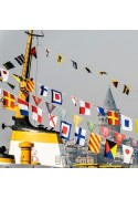 International maritime signal flags set