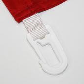 White hooks